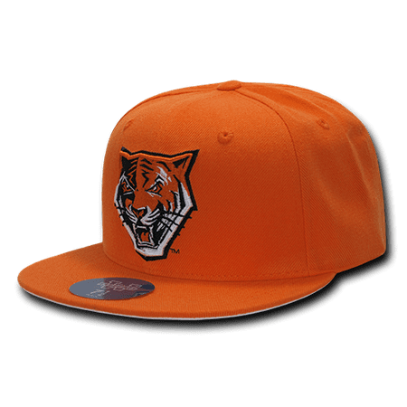 Acrylic College Hat - NCAA Buffalo State College Freshmen College Fitted Caps Hats 6 7/8 Orange