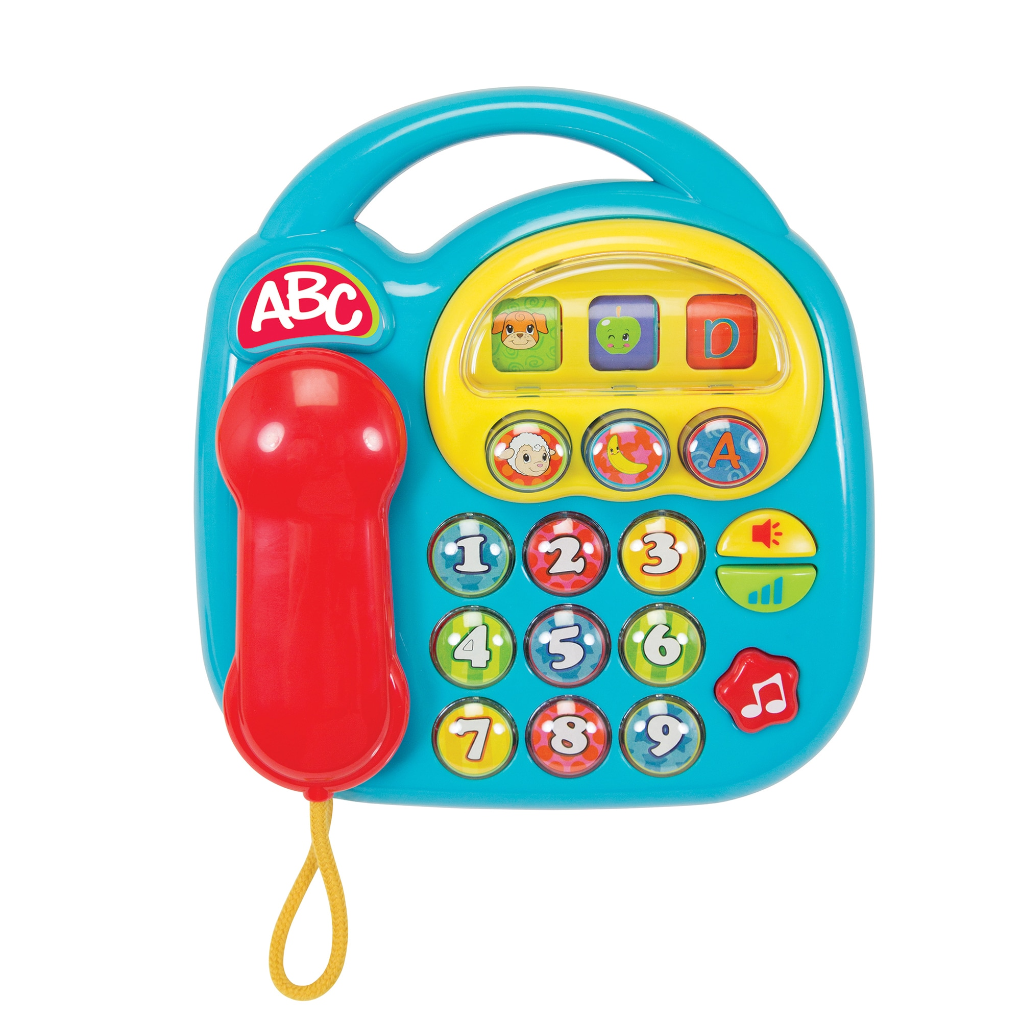 Simba ABC Telephone, Blue