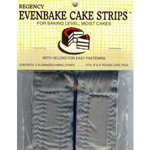 Regency Wraps Cake Strips - Standard - Velcro