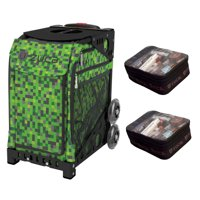 Zuca Sport Bag - Green Screen with Gift 2 Small Utility Pouch