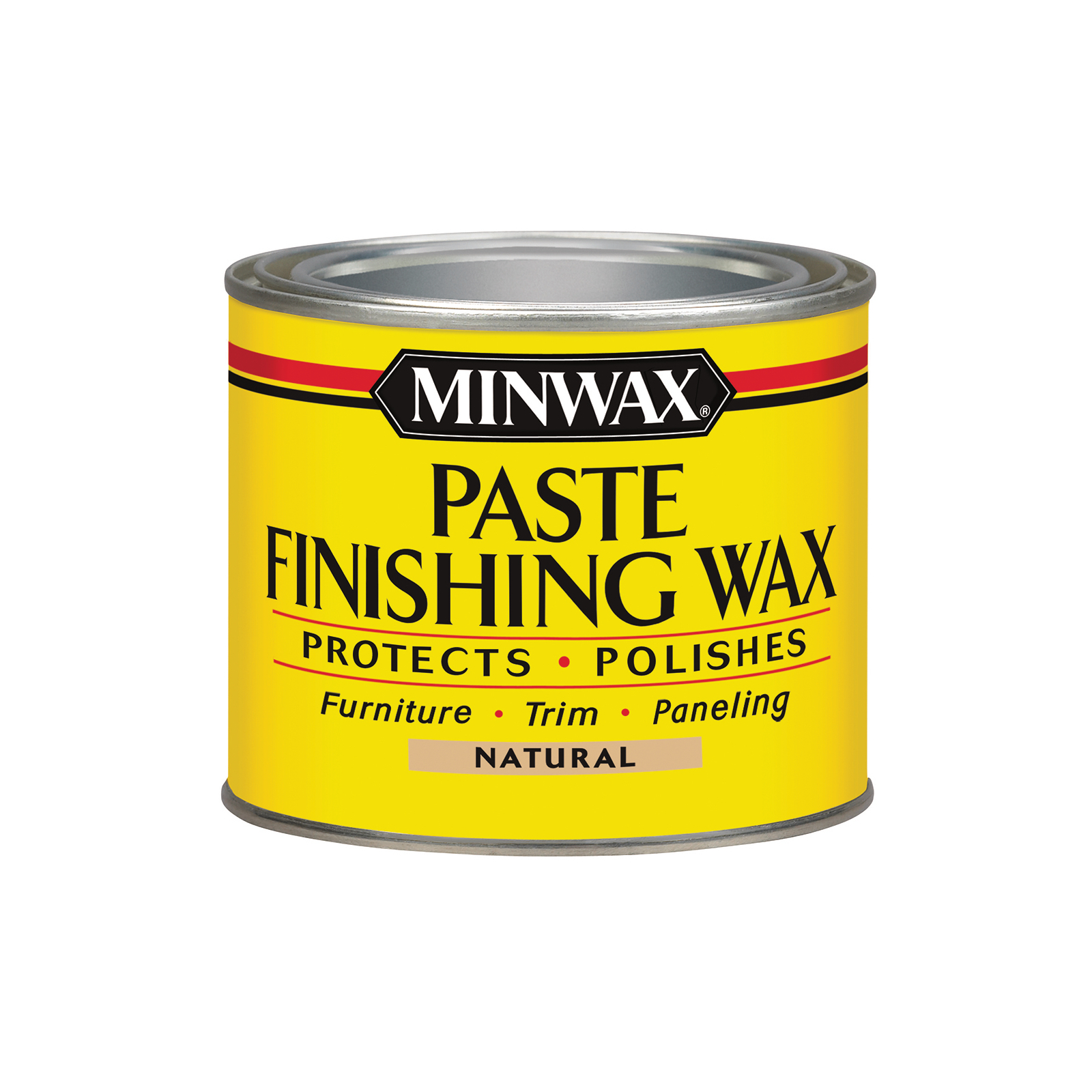 Minwax® Paste Finishing Wax Natural, 1-Lb