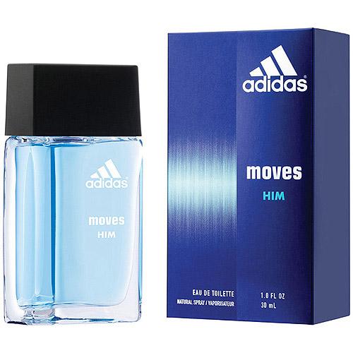 adidas Moves for Him Eau de Toilette Spray, 1 fl oz