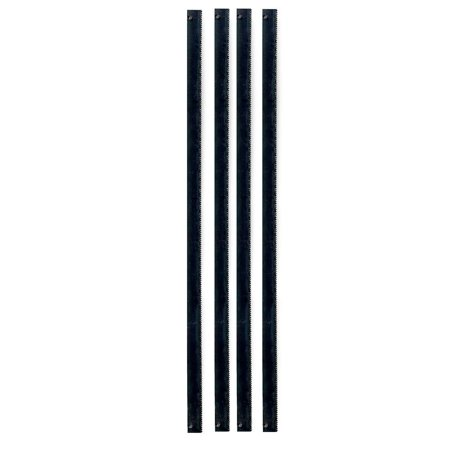 Zona 36-679 Coping Saw Blades, 6-1/2-Inch Long Between Pins, 250-Inch x 014-Inch x 32 TPI,