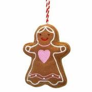 Ornament-Comfort & Joy-Gingerbread Girl (4 x 3)