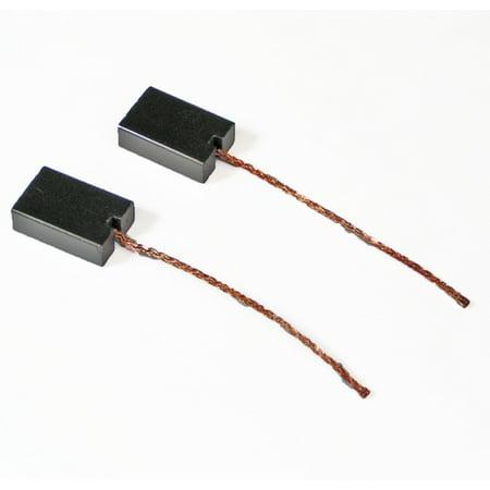 Black and Decker MM875/MM1800 Mower (2 Pack) Shunt Brush # 242273-00-2PK Black And Decker Mower