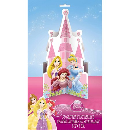 Disney Princess Centerpiece Decoration, 12