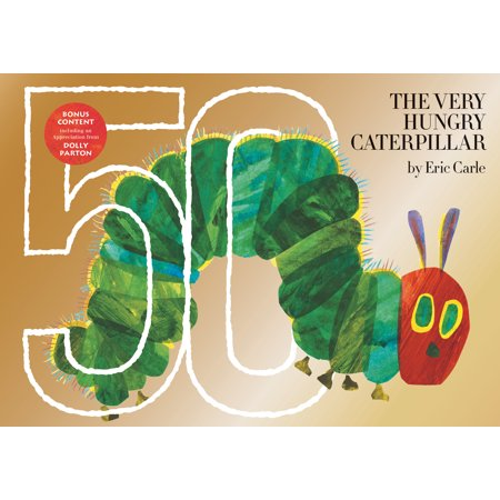 Hungry Hungry Caterpillar (The Very Hungry Caterpillar: 50th Anniversary Golden Edition)