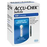 Accu-Chek Softclix Softclix Lancets100.0 ea (pack of 2)