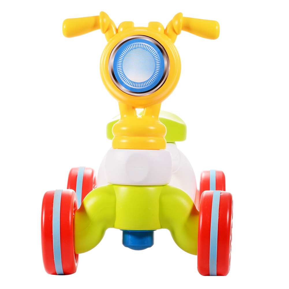 OUTOP Ride-on Baby Walker Children Ride-on Toy for Early Development - Motorcycle Christmas's Gift,Clearance