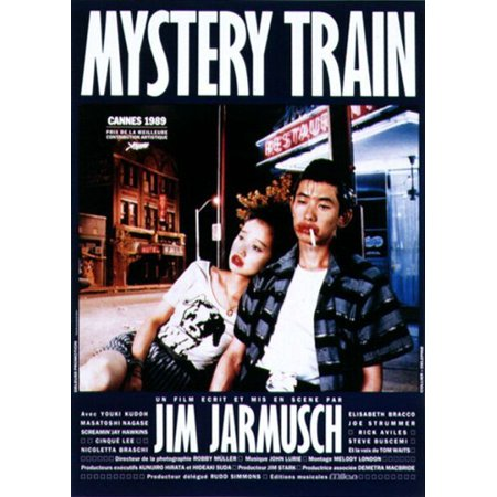 Mystery Train - Movie Poster / Print (Regular Style - Jim Jarmusch) (Size: 27