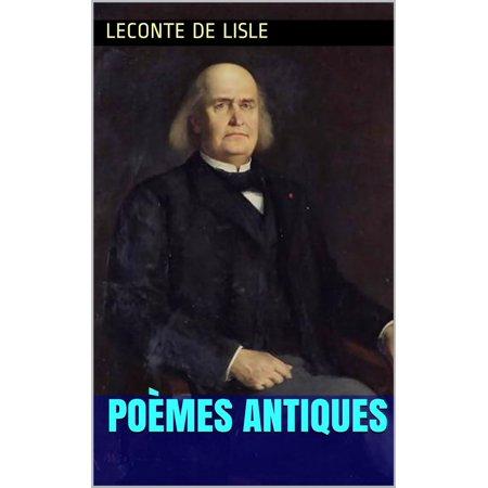 Poèmes antiques - eBook