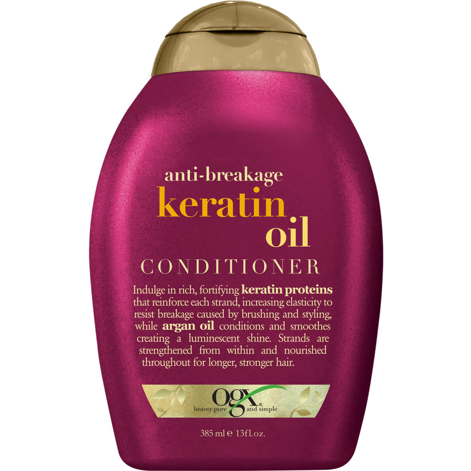 OGX Keratin Oil Conditioner, 13 fl oz