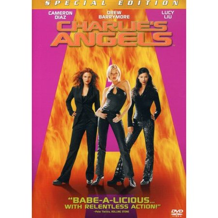 Charlie's Angels (2000) Special Edition (DVD)