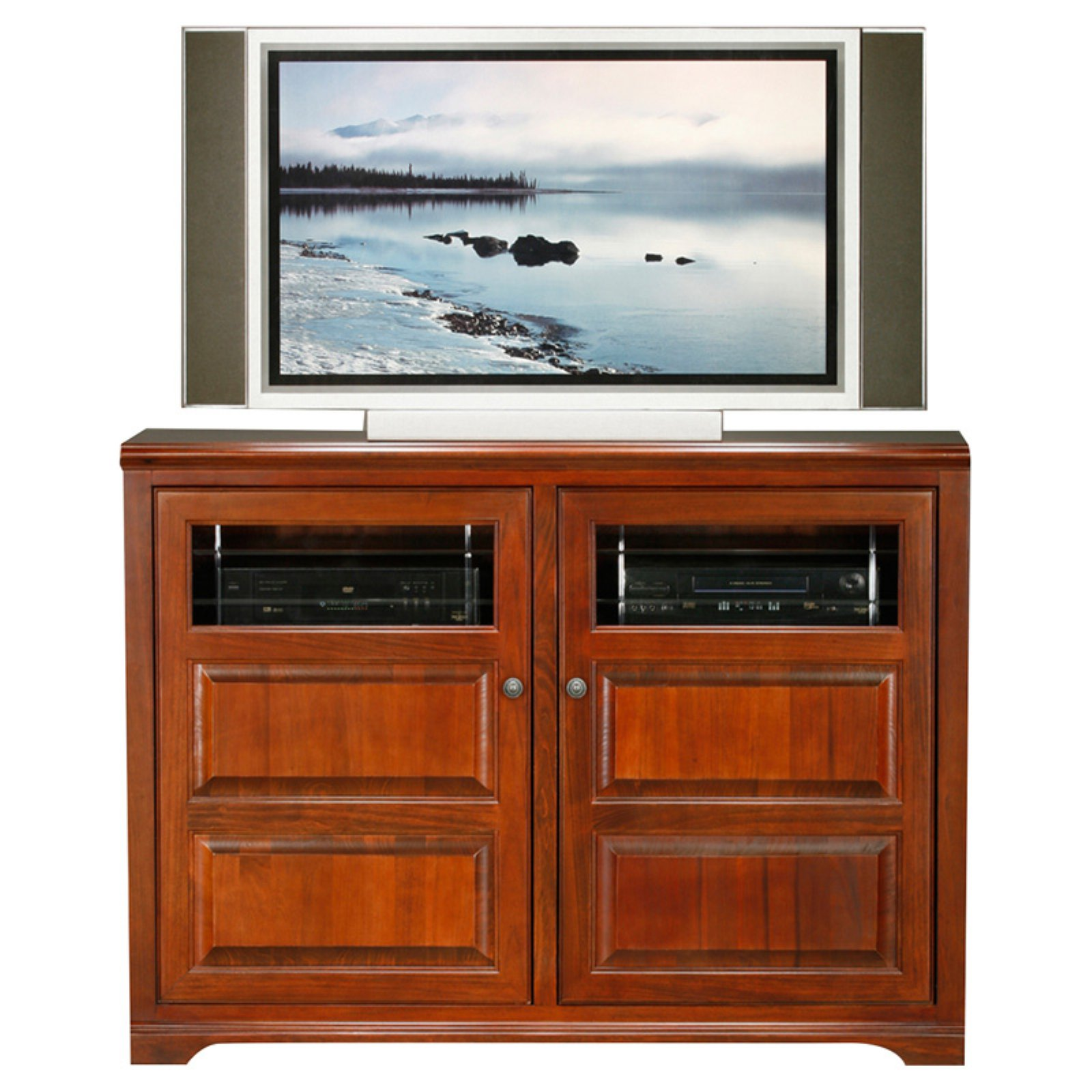Eagle Furniture Savannah 55 in. Flat-Panel Entertainment Center