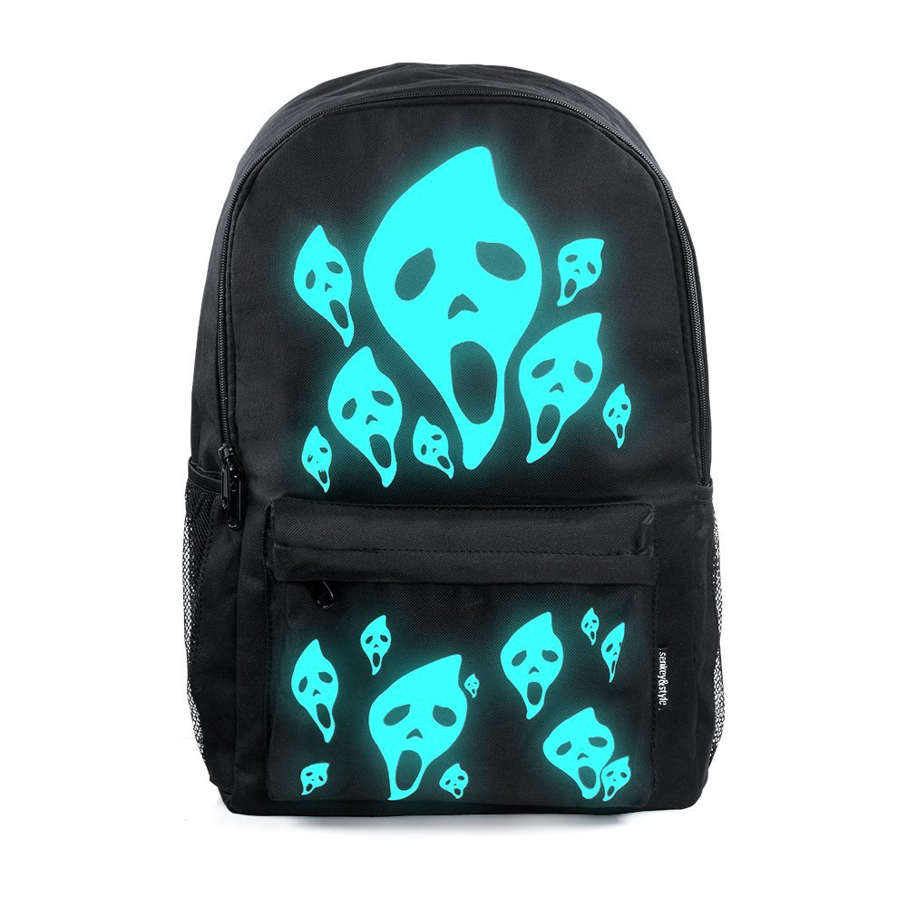 Lifeasy Anime Luminous Backpack Daypack Shoulder School B...