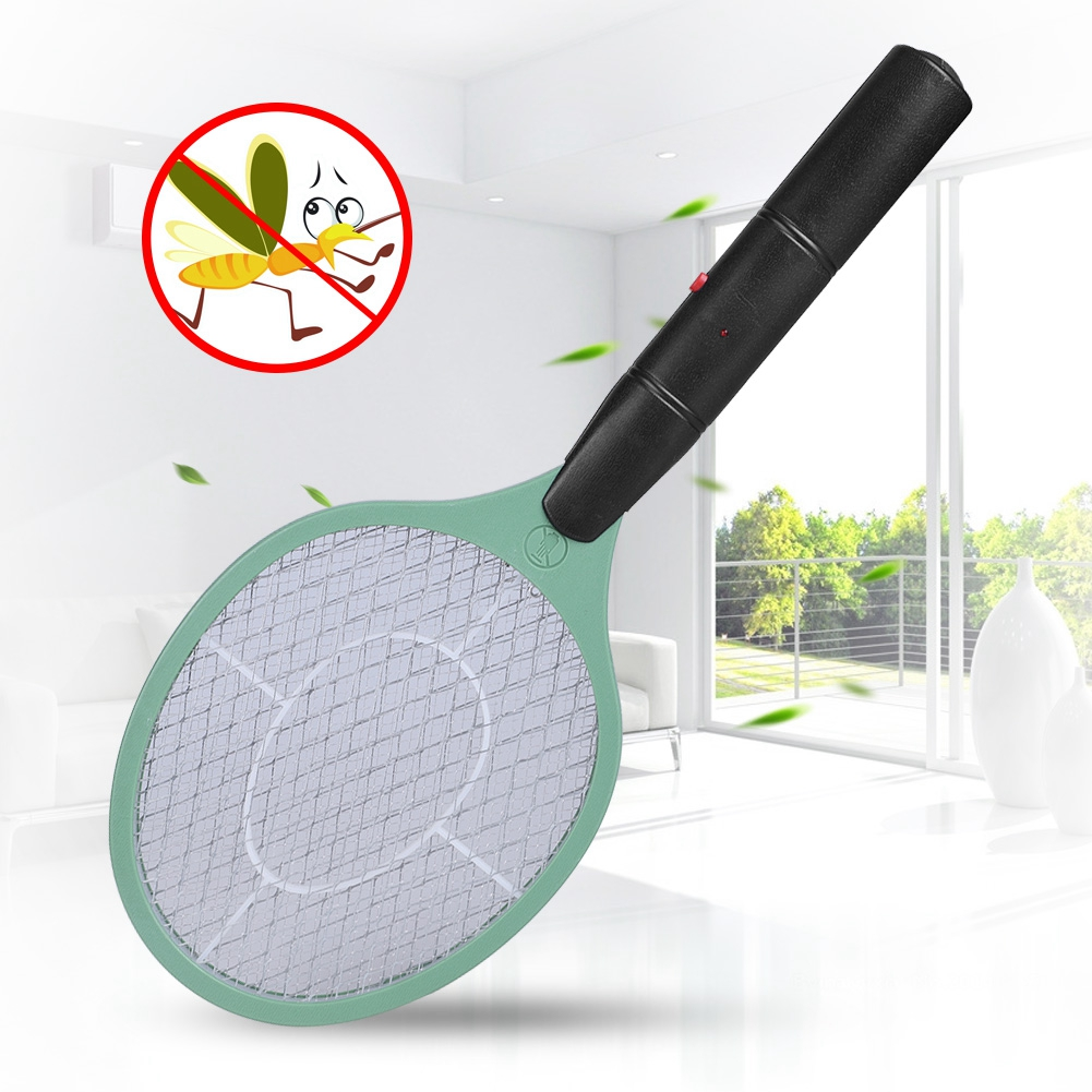 Lv. life Cordless Battery Power Electric Fly Mosquito Swatter Bug Zapper Racket Insects Killer