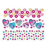 My Little Pony Value Confetti (Each) - Party Supplies