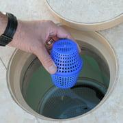 PoolRx 101001 Dissolving Algae Eliminating Mineral Unit for Saltwater Pools