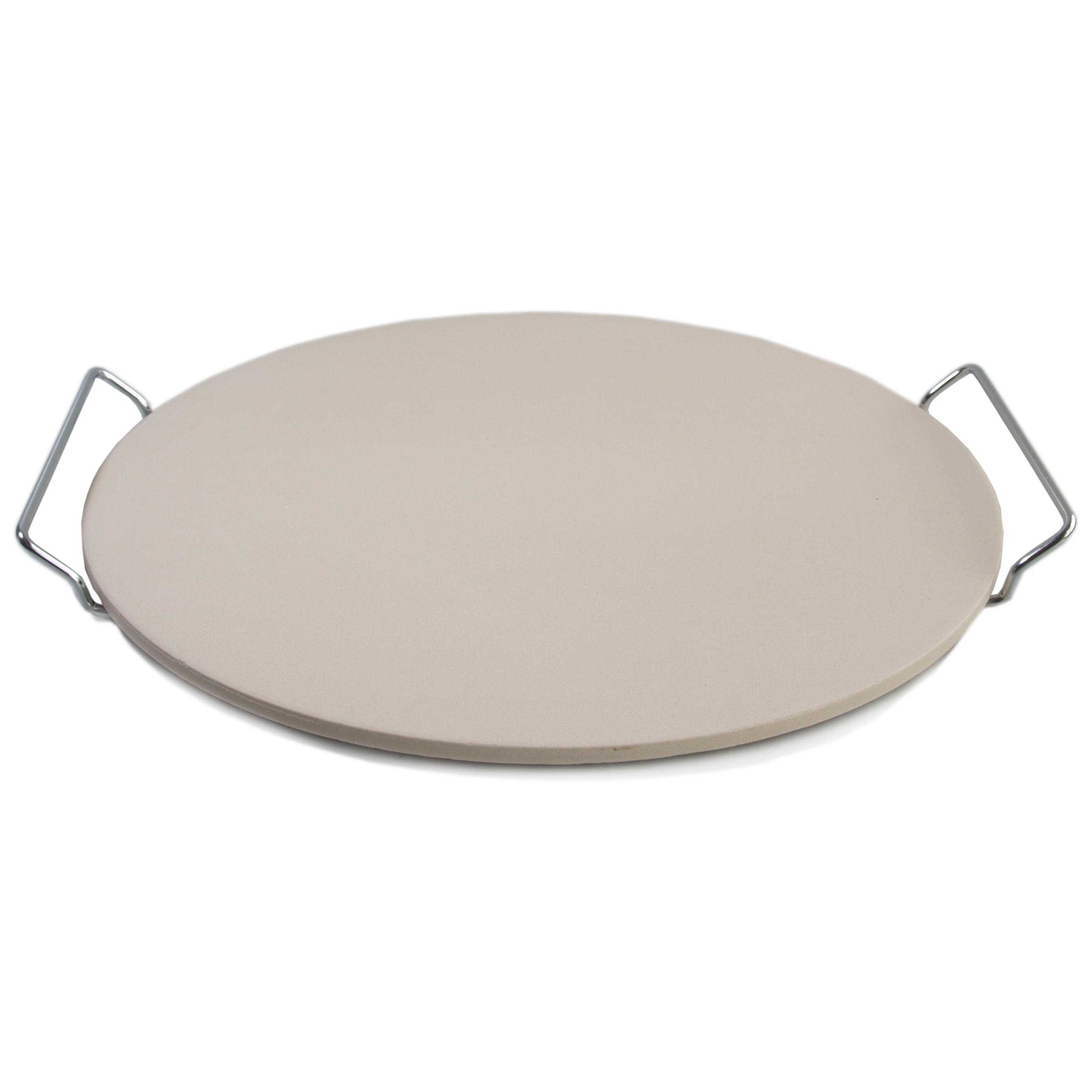 Bialetti Taste of Italy Ceramic Round Pizza Stone, 14.75 Inch by Bialetti