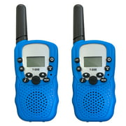 Zeno Walkie Talkie for Kids 2 Pack, Kids Walkie Talkies Toys for Girls, Child walkie talkies for 3-12 Years Old, 3.7 Miles Kids Two-Way Radios Toys for Indoor and Outdoor Play