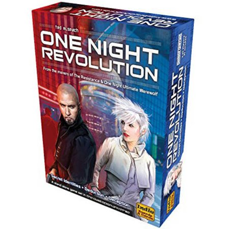 One Night Revolution](Revolution Game)