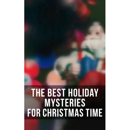 The Best Holiday Mysteries for Christmas Time -