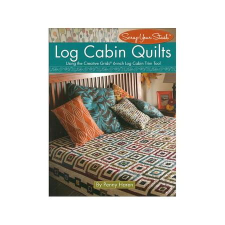 Landauer Log Cabin Quilts Bk