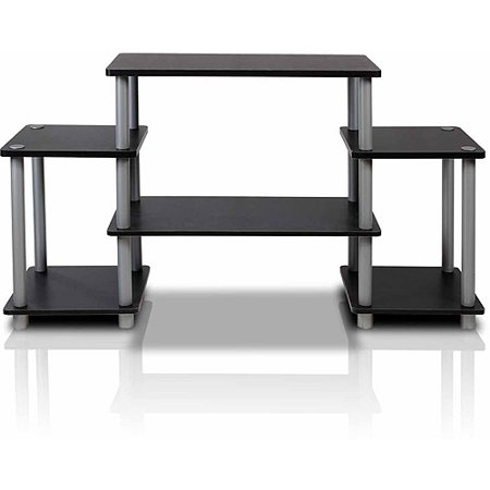 "Turn-N-Tube No-Tools TV Stand Entertainment Center for TVs up to 37"", Multiple Colors"