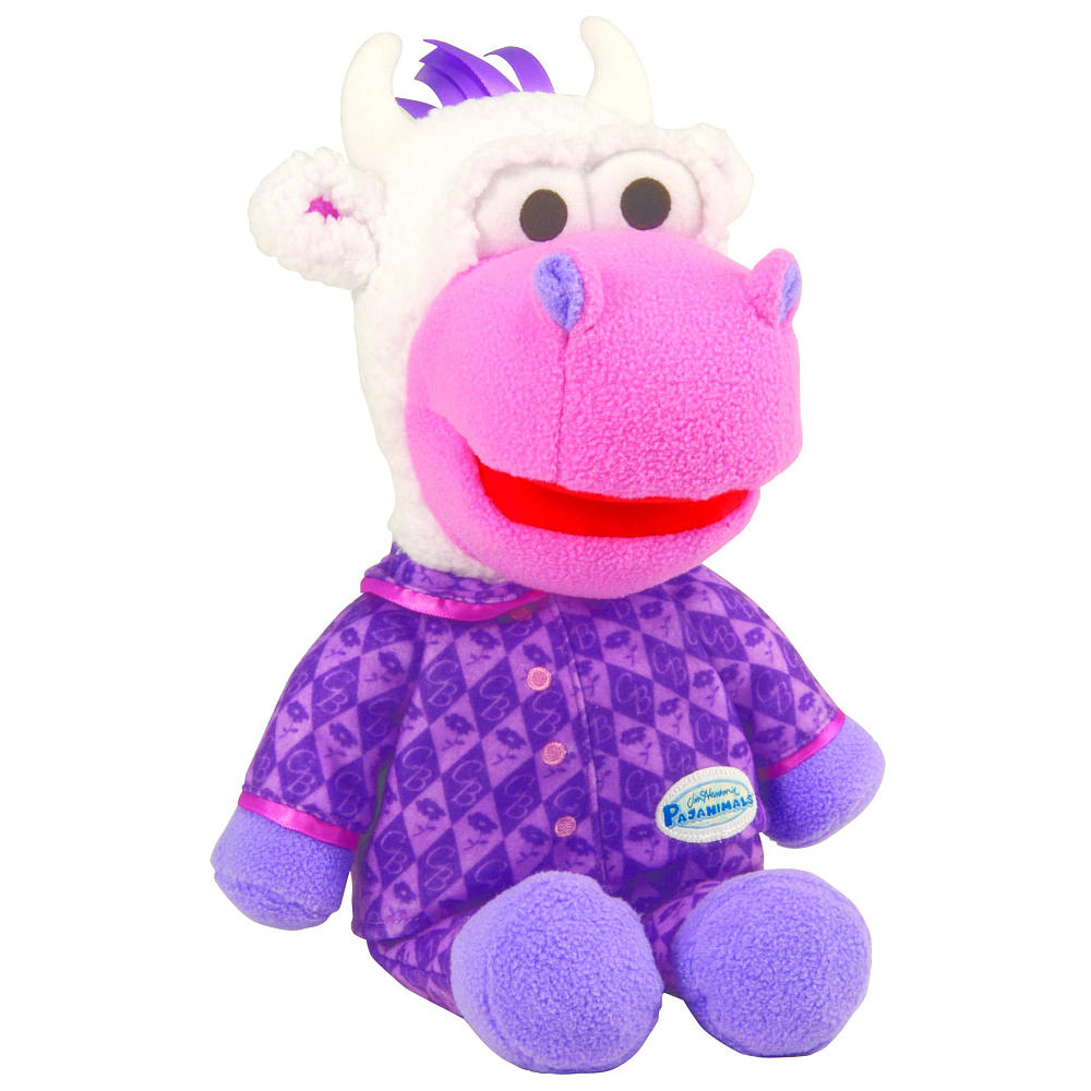 "Tomy Jim Henson's Pajanimals Cowbella Large 15"" Plush"