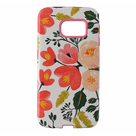 brand new 5e71b 94874 Sonix Inlay Case for Samsung Galaxy S6 Edge- Luxury Botanrose