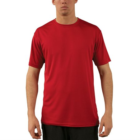 Vapor Apparel Men's UPF 50+ UV (Sun) Protection Performance Short Sleeve T-Shirt - 50 Clothes