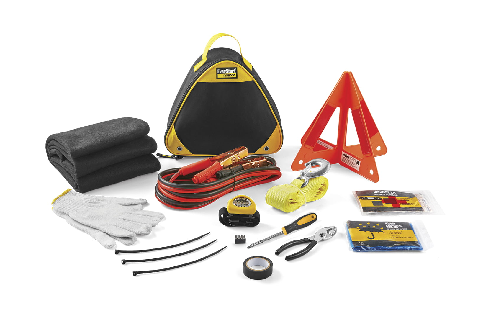 Everstart Emergency Roadside Assistance Kit
