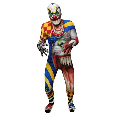 Monster Collection -The Clown Child Morphsuit - Cheap Morphsuits For Kids