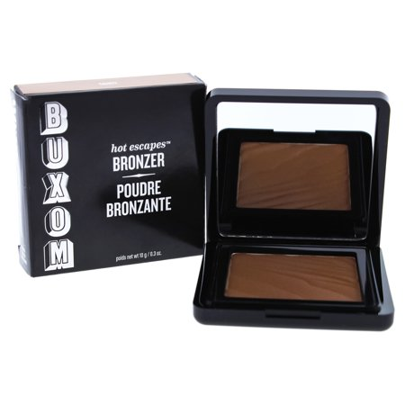 Hot Escapes Bronzer - Tahiti by Buxom for Women - 0.3 oz - Bronzer Hot Flash
