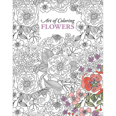 Leisure arts adult coloring book available in multiple Coloring book walmart