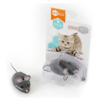 Hexbug Mouse Robotic Cat Toy, Grey