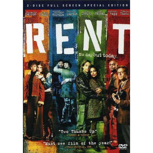 Rent (Full Frame, Special Edition)