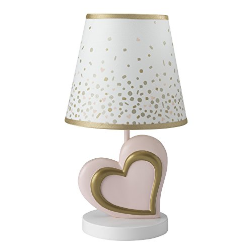 Lambs and Ivy Confetti Collection Lamp with Shade & Bulb by Lambs %26 Ivy