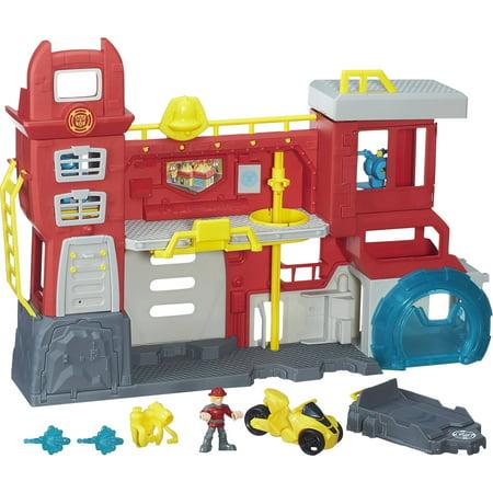Transformers Robot Rescue Bot Headquarters