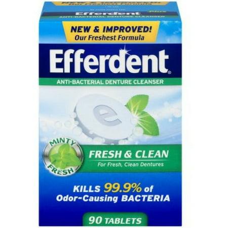 EFFERDENT - Efferdent Plus Tab