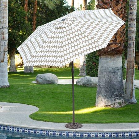 Coral Coast Lakeside 9 ft. Market Umbrella ()