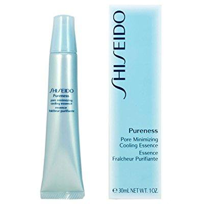 shiseido pureness pore minimizing cooling essence for unisex, 1 ounce