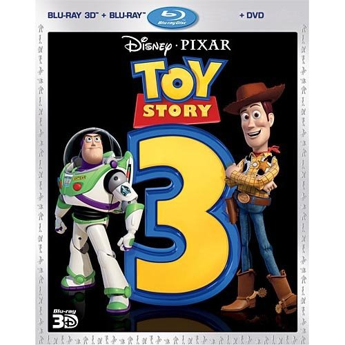 Toy Story 3 (Blu-ray 3D   Blu-ray   DVD) (Widescreen)