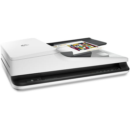 HP, HEWL2747A, ScanJet Pro 2500 f1 Flatbed Scanner, 1 Each (Hp Scanjet Mobile Scanner)
