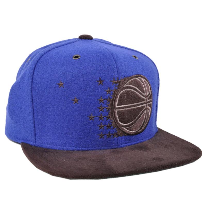 Mitchell & Ness NBA Magic Team Logo Basketball Urban Sports Strapback Hat by MITCHELL & NESS