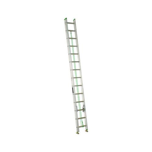 Louisville AE4232PG 2-Section Extension Ladder, 225 lb, 3...