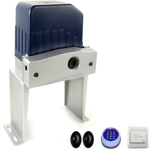 ALEKO AC1400 Accessories Kit Sliding Gate Opener For Sliding Gates Up to 40' Long and 1400 lbs