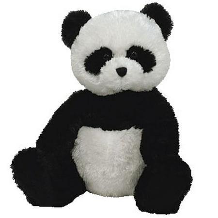 TY Classic Plush - SHANGHAI the Panda (10 inch)