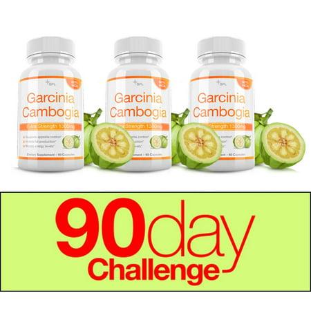 QFL Garcinia Cambogia: Pure Garcinia Cambogia: Highest Potency Fast Action Diet Pills: Fat Burner, Carb Blocker + Appetite Suppressant Made in