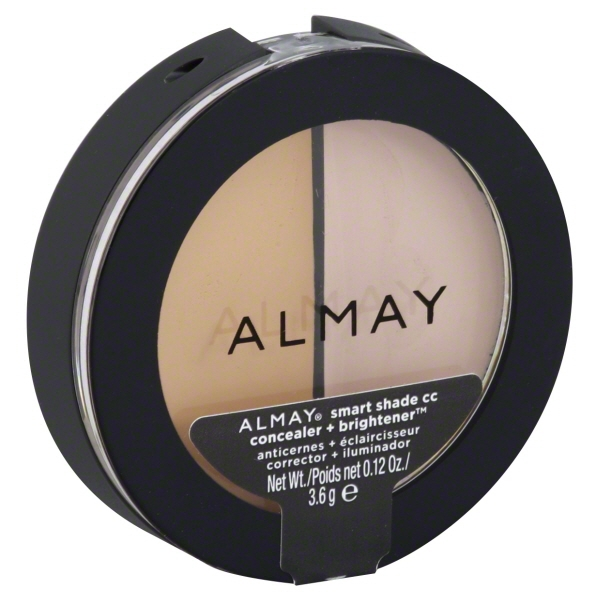 Almay Almay Smart Shade CC Concealer + Brightener, 0.12 oz